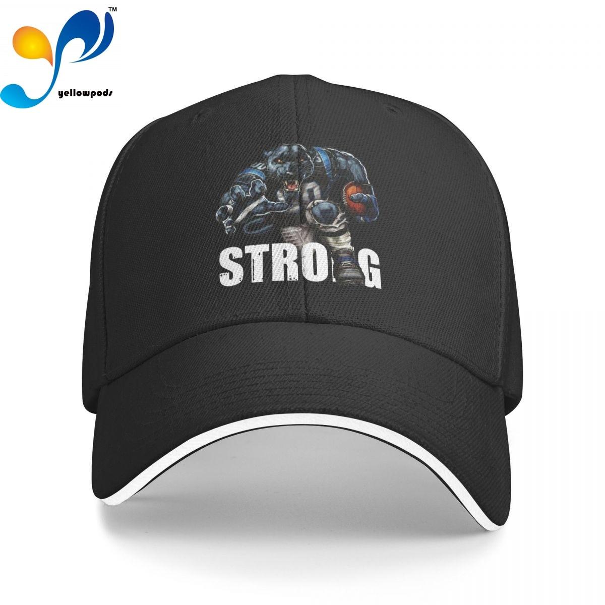 Бейсболка Мужская, пантеры, модные кепки, головные уборы с логотипом, мужская шапка для папы, кепка для мужчин, Кепка-тракер
