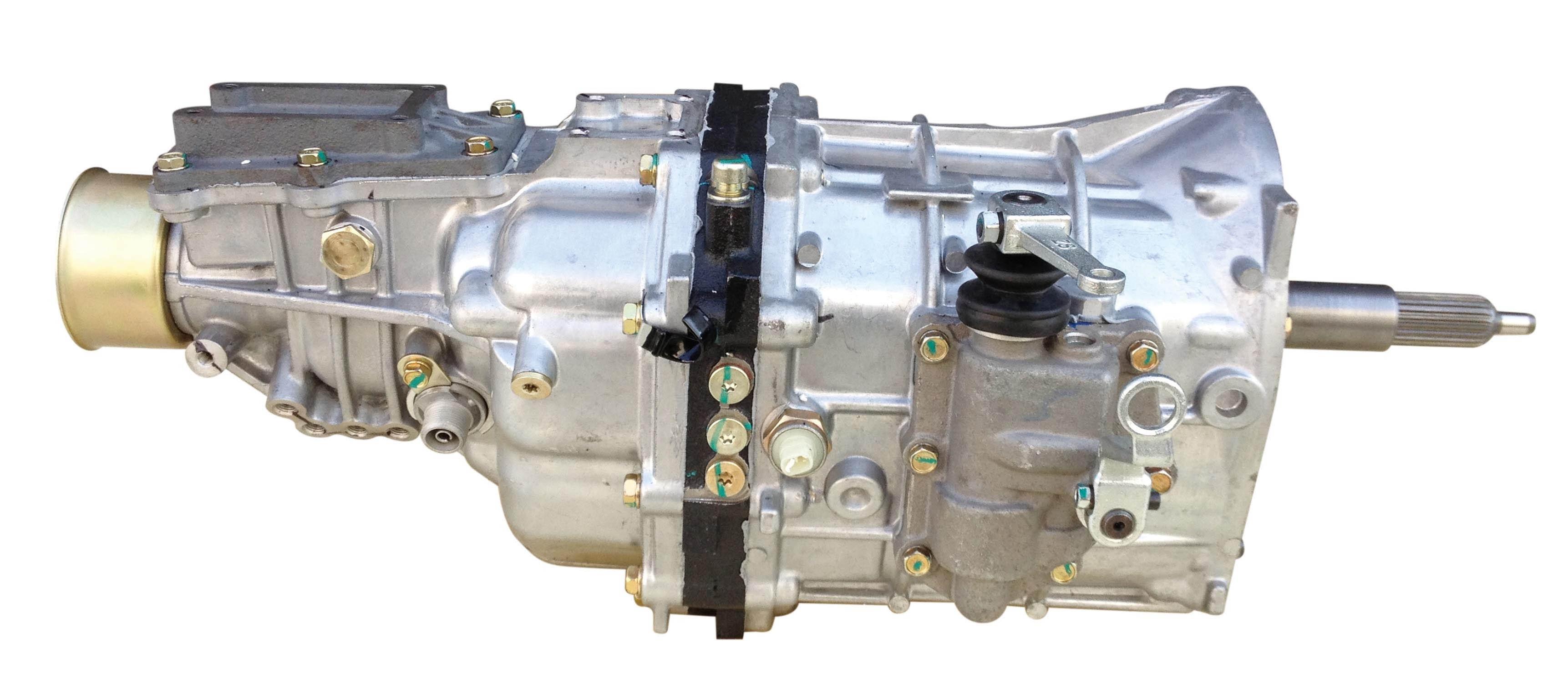 HIACE Quantum Automotive Transmission enlarge