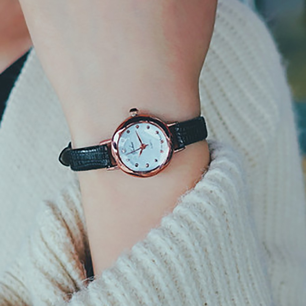 Fashion Women Watches Female Quartz Clocks Small Dial Delicate Ladies Watch Luxury Business Watches
