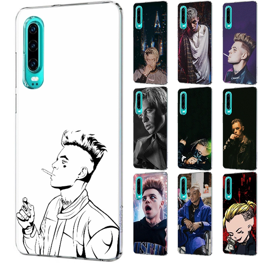 Mobile Phone Case For P Smart Z Plus P30 P20 P10 P9 P8 Lite Pro Hard Cover Sayonara Boy Allj Shell