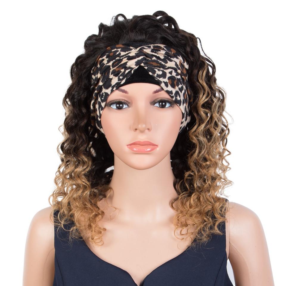 true onda profunda bandana peruca brasileira perucas de cabelo humano para as mulheres
