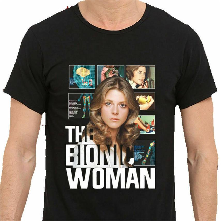 ¡Mejor Neu! Camiseta biónica para mujer de los 70S de la serie de televisión de S-5Xl regalos de navidad
