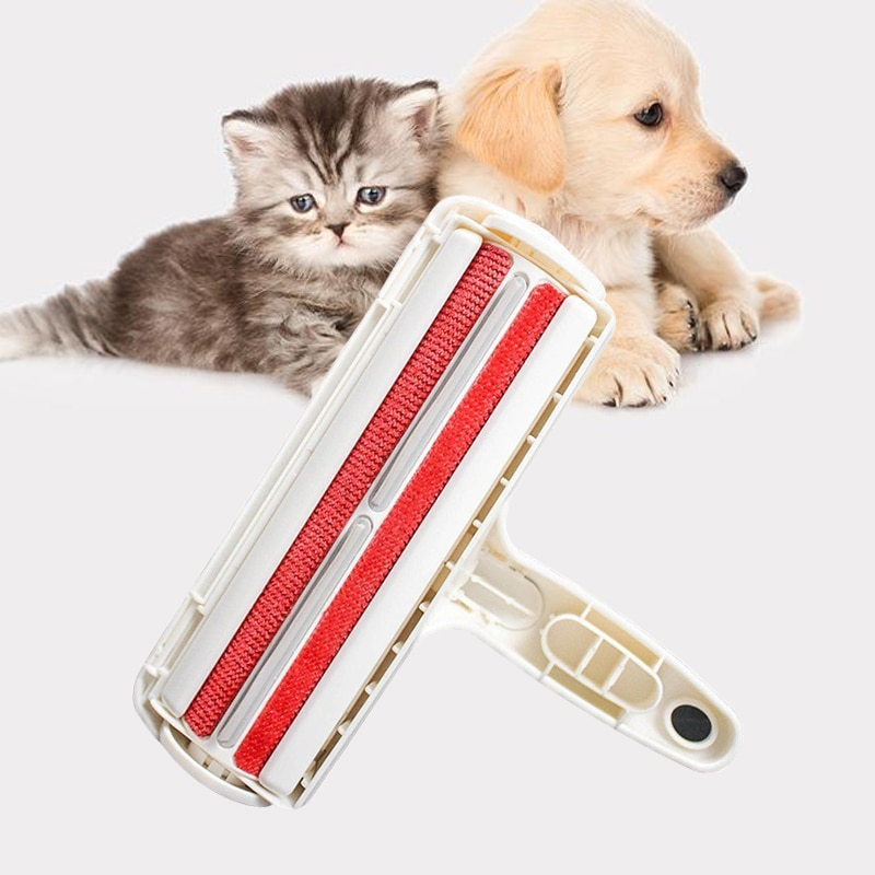Pet Hair Remover Roller Dog Cat Hair Furniture lint remover magic Brush eusable Device Dust Brush Dust Cleaners Clean Tools