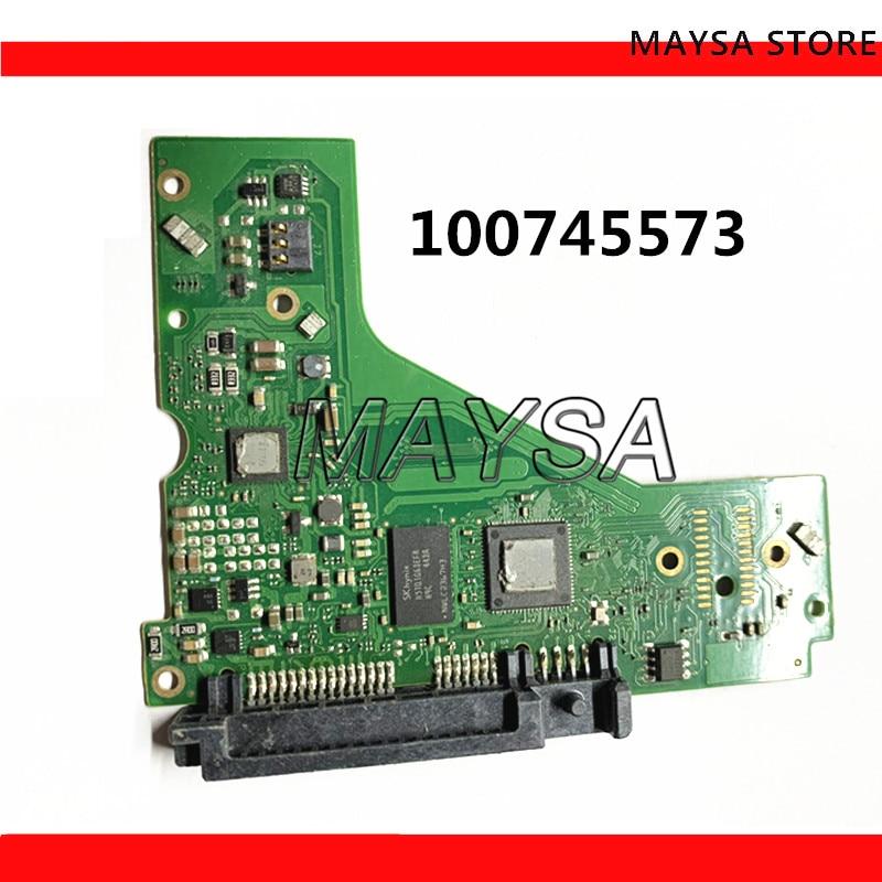 HDD PCB Logic Board/ 100745573 REV B / 9737 / ST8000AS0002 8 تيرا بايت ، 5900rpm