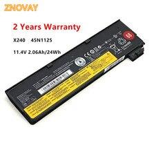 ZNOVAY 11.4V 2.06Ah 24Wh 45N1125 45N1126 45N1127 External Laptop Battery fit for Lenovo T440 T440S X