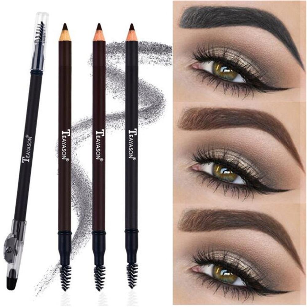 1 шт., маркер для бровей, микроблейдинг, тонкая ручка, безболезненные тени для бровей, макияж, Контурный карандаш для бровей, карандаш для тат...