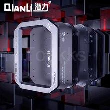 QIANLI ip-01 ip-02 środkowa rama reballing platforma dla iPhone x-iphone 11 Pro Max środkowa warstwa płyta lutownicza