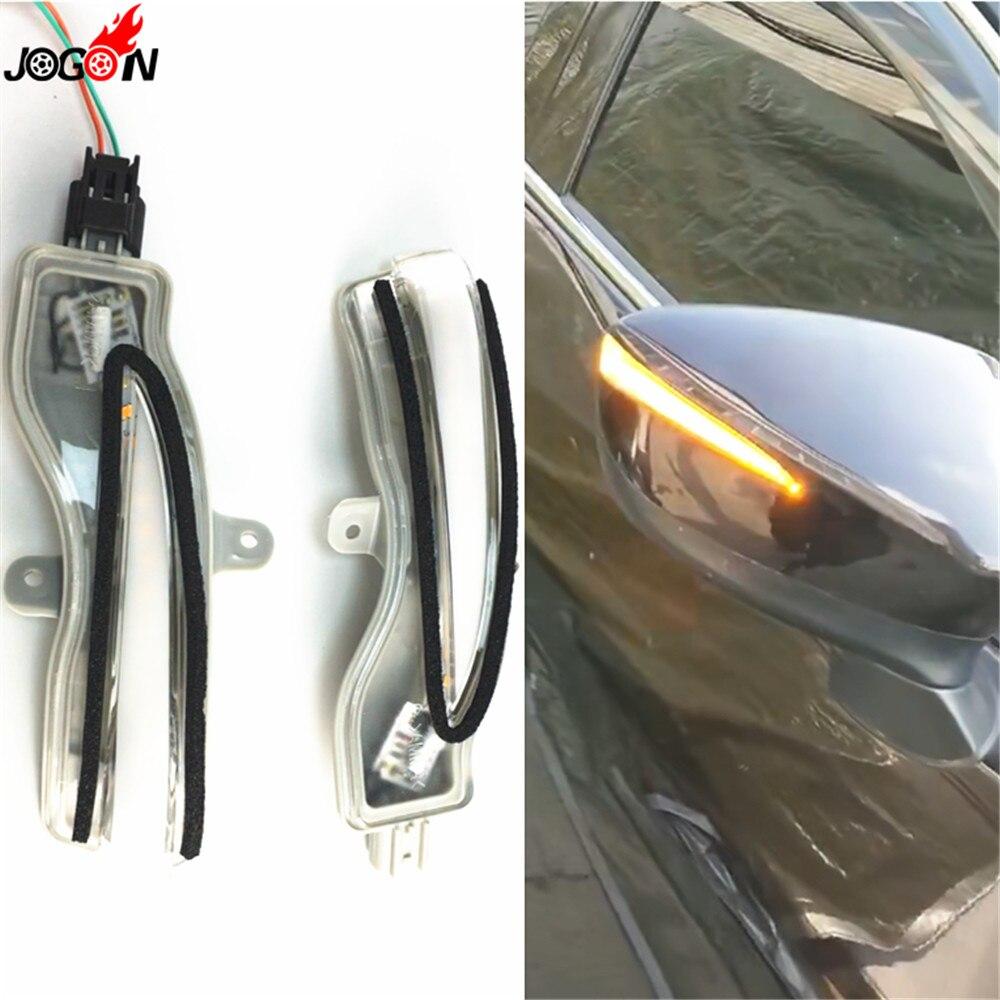 Sinal de seta dinâmica, indicador de espelho de ré, repetidor, luz para mazda CX-3 2016-2018 CX-4 CX-5 facelift