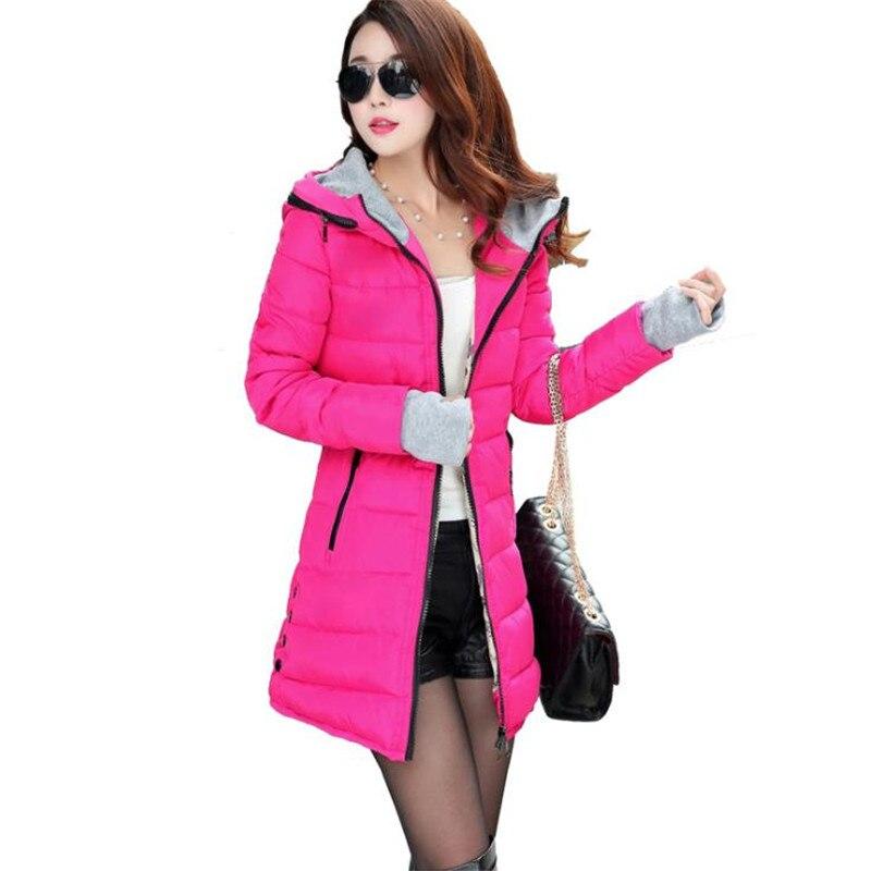 Chaqueta con capucha informal para mujer, abrigo ajustado de estilo coreano, ropa...