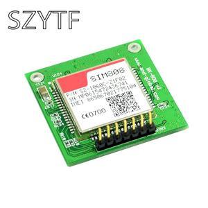 GSM GPS SIM808 Breakout Board,SIM808 core board,2 in 1 Quad-band GSMGPRS Module Integrated GPSBluetooth Module