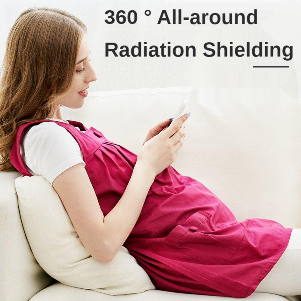 ملابس الحماية من الإشعاع, ملابس حمل الأمومة, تنورة عمل نسائية غير مرئية من الداخل/الخارج