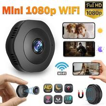 Mini  DV/ WiFi Camera Home Security Camera HD 4K 1080P Night Vision Motion Detection Actie Camera m