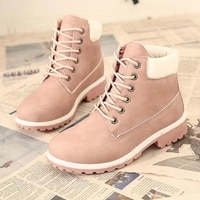 2020 high quality brand winter women boots snow boots woman shoes plus size ankle riding motorcycle boots ladies casual shoes