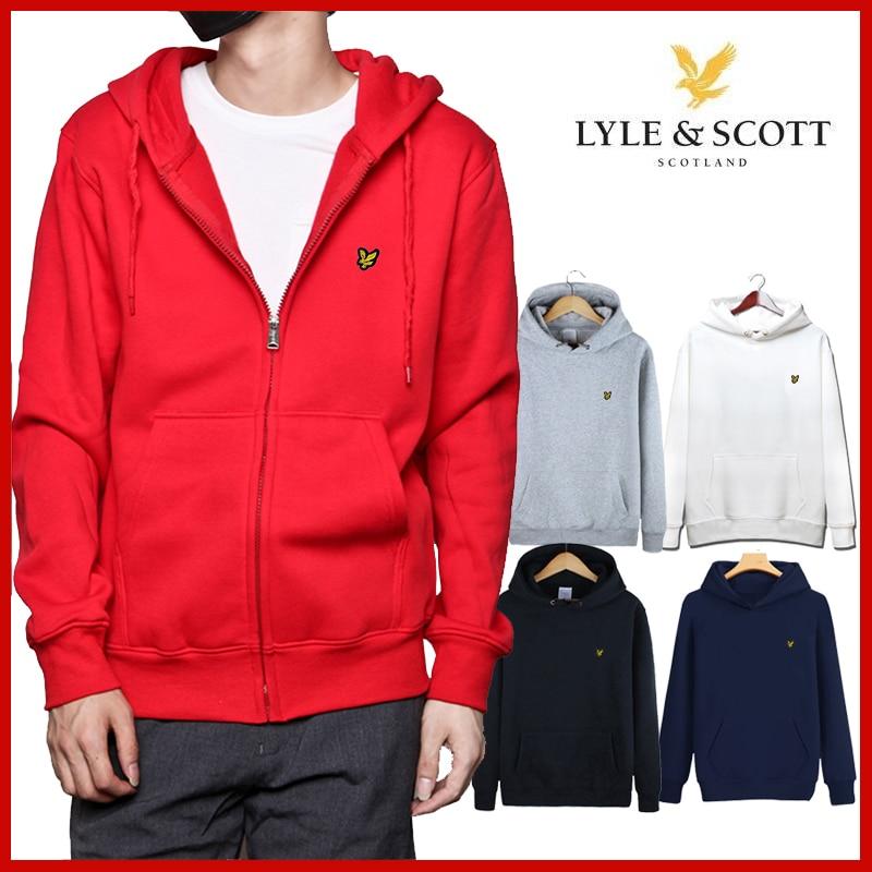 ¡Nueva y Original! Sudaderas con capucha de alta calidad para hombre de la marca de 100% de algodón 2LS11