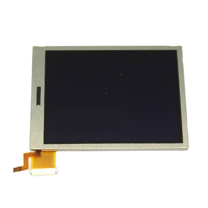 Piezas de Repuesto de pantalla LCD inferior OSTENT para consola Nintendo 3DS