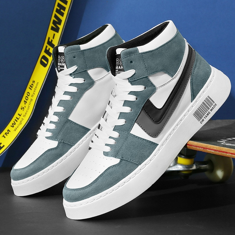 new Casual shoes sports running shoes Joker fashion shoes basketball shoes football shoes lightweight breathable student sports