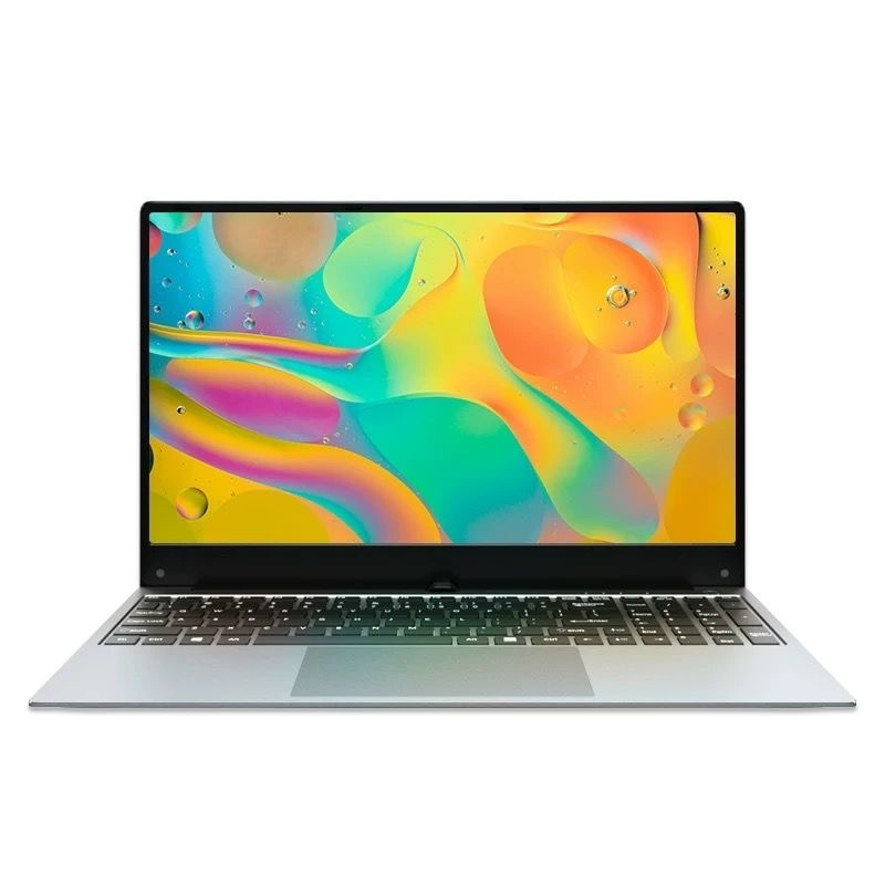 15.6 inch Gaming Laptops With 4G RAM  128G SSD Ultrabook Win10 Notebook Computer