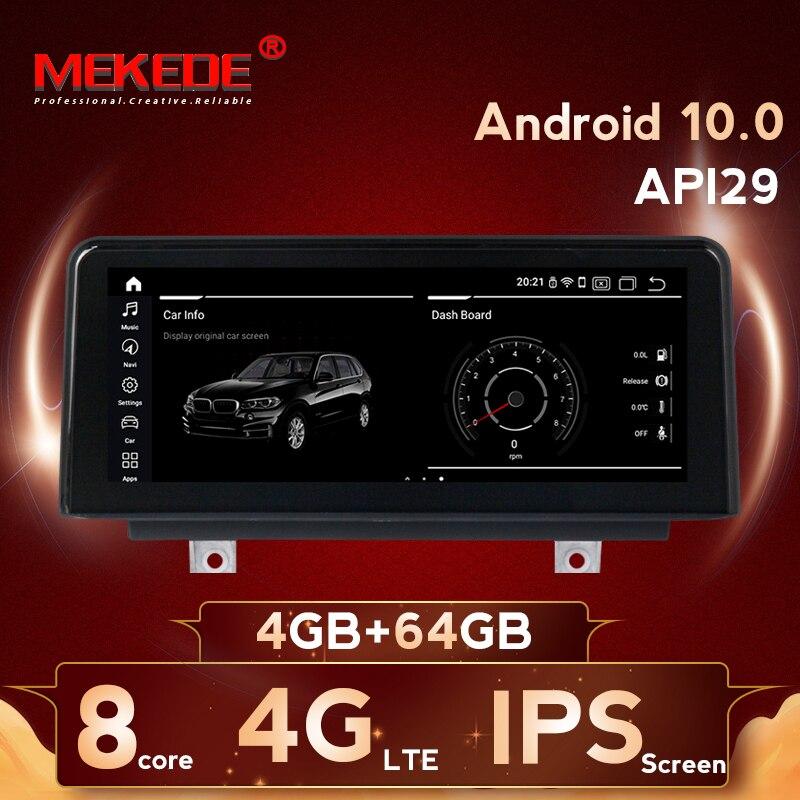MEKEDE 1920x720 אנדרואיד 10 dvd לרכב מולטימדיה נגן GPS Navi עבור BMW F20 3 סדרת F30 F31 F34 עבור BMW 4 סדרת F32 F33 F36