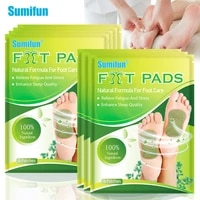 60pcs wormwood foot pain relief patch detox lose weight slim pad help sleeping improve metabolism herbal plaster health care