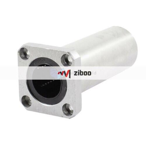 LM30UU 30x45x123 مللي متر شفة نوع CNC الخطي الحركة المطاط درع تحمل.