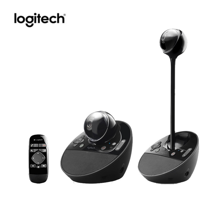 Logitech BCC950 Conference Cam Full HD 1080p Video Webcam,HD Camera