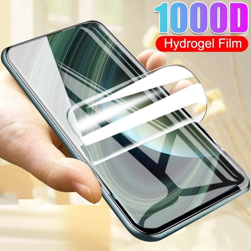 Hydrogel Film For TCL Plex 10L 10 Plus SE Pro 10Pro 10SE 10Plus 10Lite Lite 5004S Screen Protector 9H Protective Film