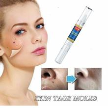 2021 HOT NEW Skin Tag Cure Removal Body Mole Wart Remover Spot Marks Wart Pen clean skin women Face