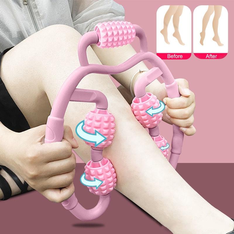 Depois de Trabalhar Muscular para Mulher Bezerro Massageador Yoga Assistência Mais Magro Massagem Bhd2