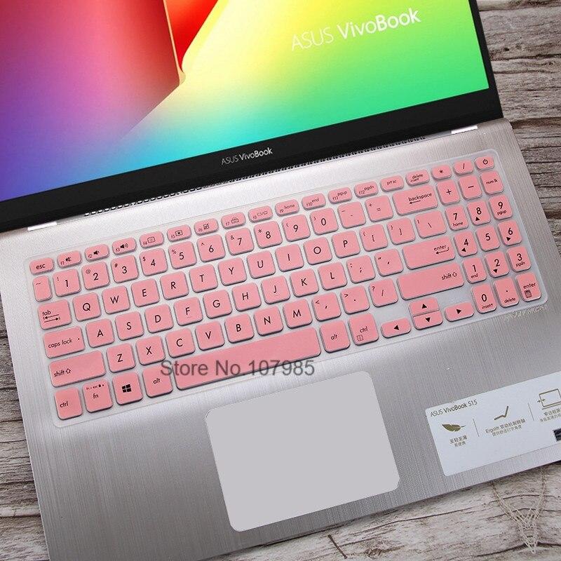 Для ASUS VivoBook 15 Asus x509 X509F X509FA X509FJ X509FB X509FL X509 FL FB FJ FA X 509 15,6 дюйм чехол для клавиатуры защитная пленка