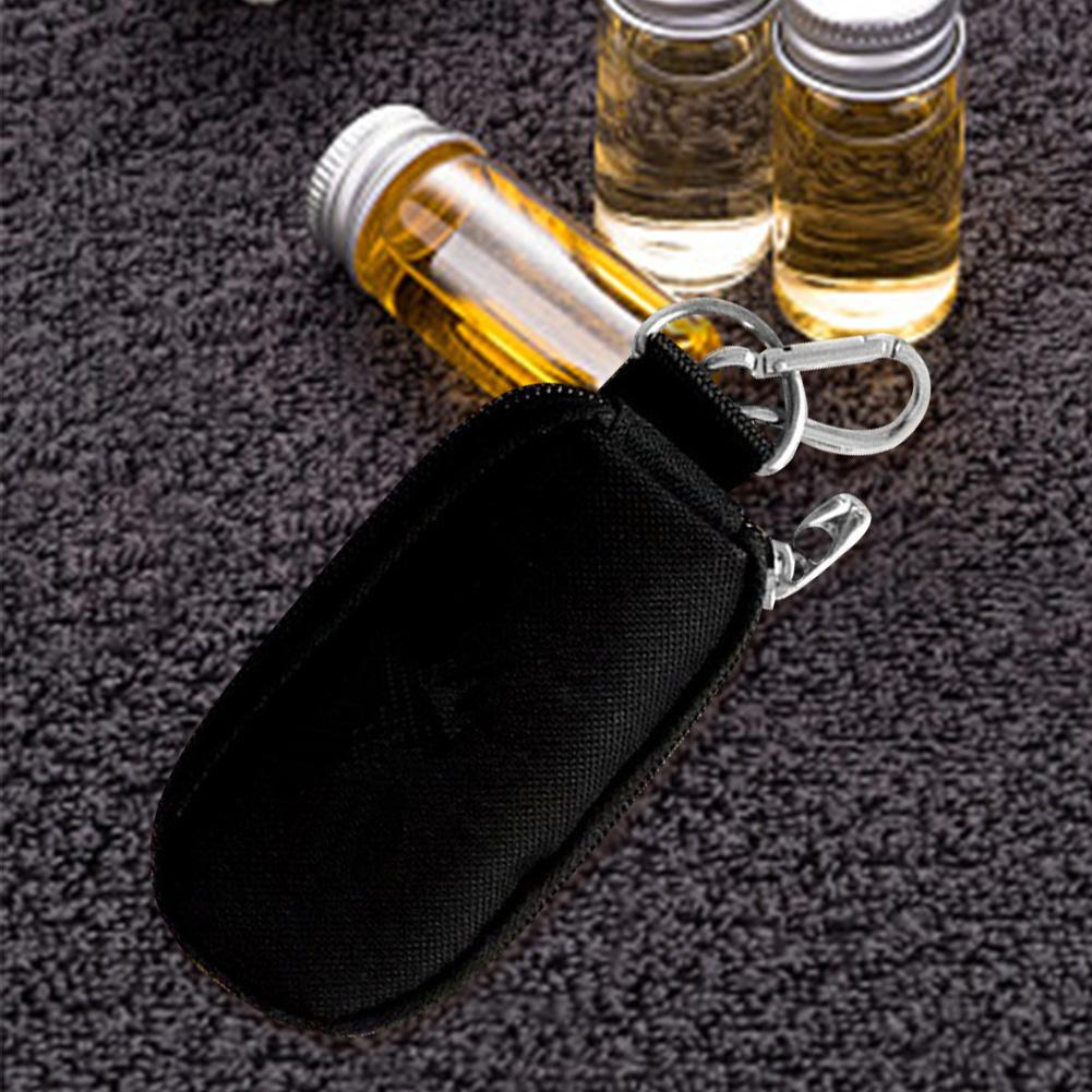 Portable Storage Bag 10 Grid Essential Oil Bag Storage Bag Key Case Portable Portable Travel Essential Oil Bag