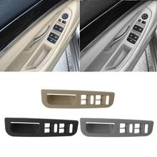 Interruptor de la ventana de la puerta del coche bisel del Panel de Control para VW Passat B5 Jetta Bora Golf MK4 Auto Interior interruptores de piezas profesionales