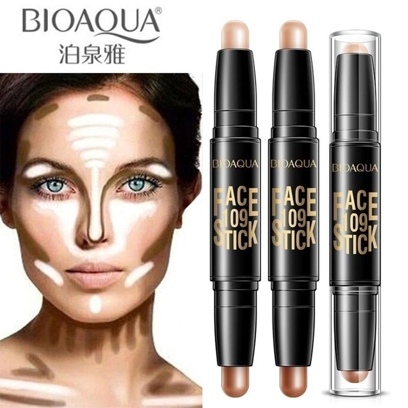 Bioaqua Pro Concealer Pen Face Make Up Liquid Waterproof Contouring Foundation Contour Makeup Concealer Stick Pencil Cosmetics