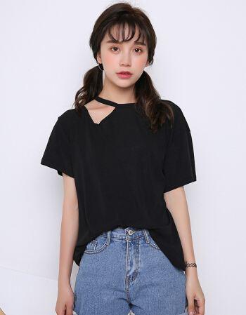 2020 Summer  Fashion  T Shirt dark gray Women Woman  Tshirt