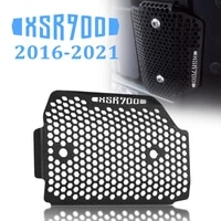motorcycle aluminum rectifier engine grille protector grill guard cover for yamaha xsr900 xsr 900 2016 2017 2018 2019 2020 2021