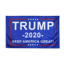 2020 USA Flag Donald Trump Flag BAZOOKA 3x5ft Keep America Great Donald For President Support Fans F