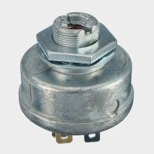 Metal Ignition Lawn Mower Start Switch 5 Pins For MTD 725-0267 925-0267 Tractor Lawn Mower Start Ignition Switch Five Feet