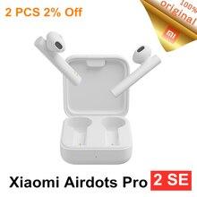 Nieuwe Xiaomi Air2 Se Draadloze Bluetooth Oortelefoon Tws Mi True Oordopjes Airdots Pro 2SE 2 Se Sbc/Aac Synchrone link Touch Control