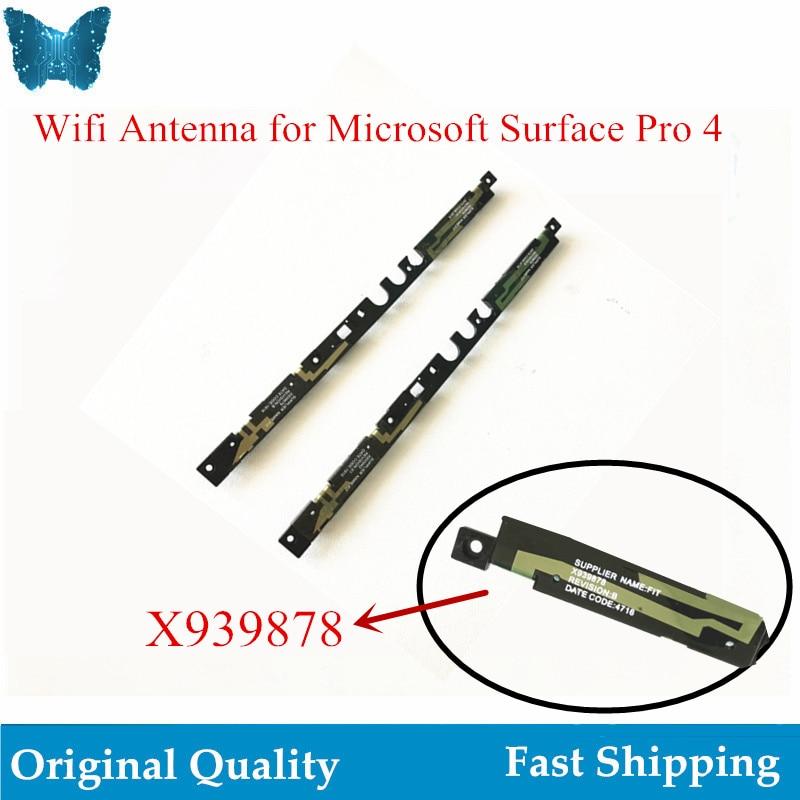 Оригинальная wifi антенна для Surface Pro 4 wifi bluetooth Антенна гибкий кабель X939878 X933942