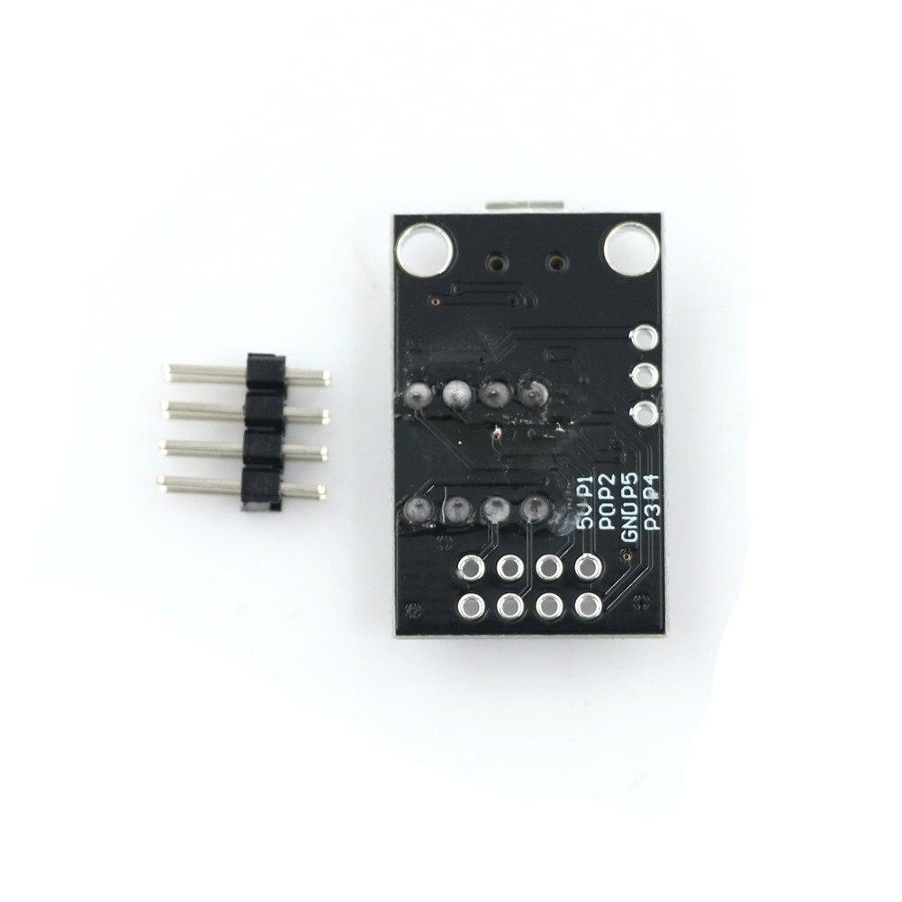 Micro USB Development Board For Tiny 85-20PU DIP-8 IC Mini ATTINY85 недорого