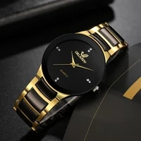 2021 high quality men stainless steel quartz watch relogio masculino male fashion casual business wristwatch clock hot new