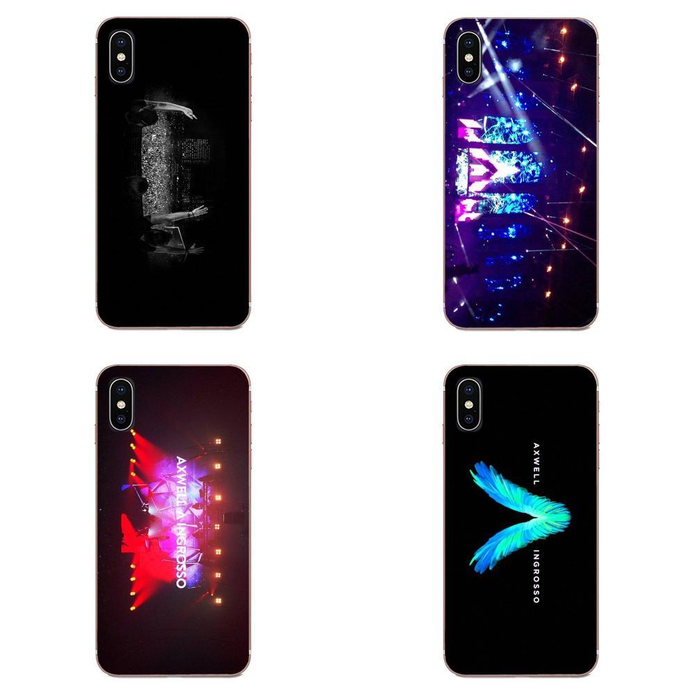 Soft Rubber Phone Case For HTC Desire 530 626 628 630 816 820 830 One A9 M7 M8 M9 M10 E9 U11 U12 Life Plus Axwell Ingrosso