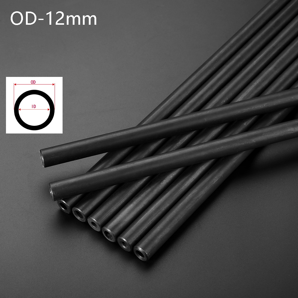 O/D 12mm Hydraulic 40cr chromium-molybdenum alloy precision steel tubes seamless steel pipe explosion-proof pipe недорого
