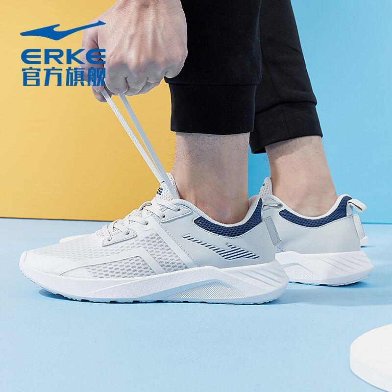 Hongxingerke أحذية رجالي أحذية رياضية 2021 صيف جديد امتصاص الصدمات ومقاومة للاهتراء احذية الجري خفيفة الوزن ورائعة