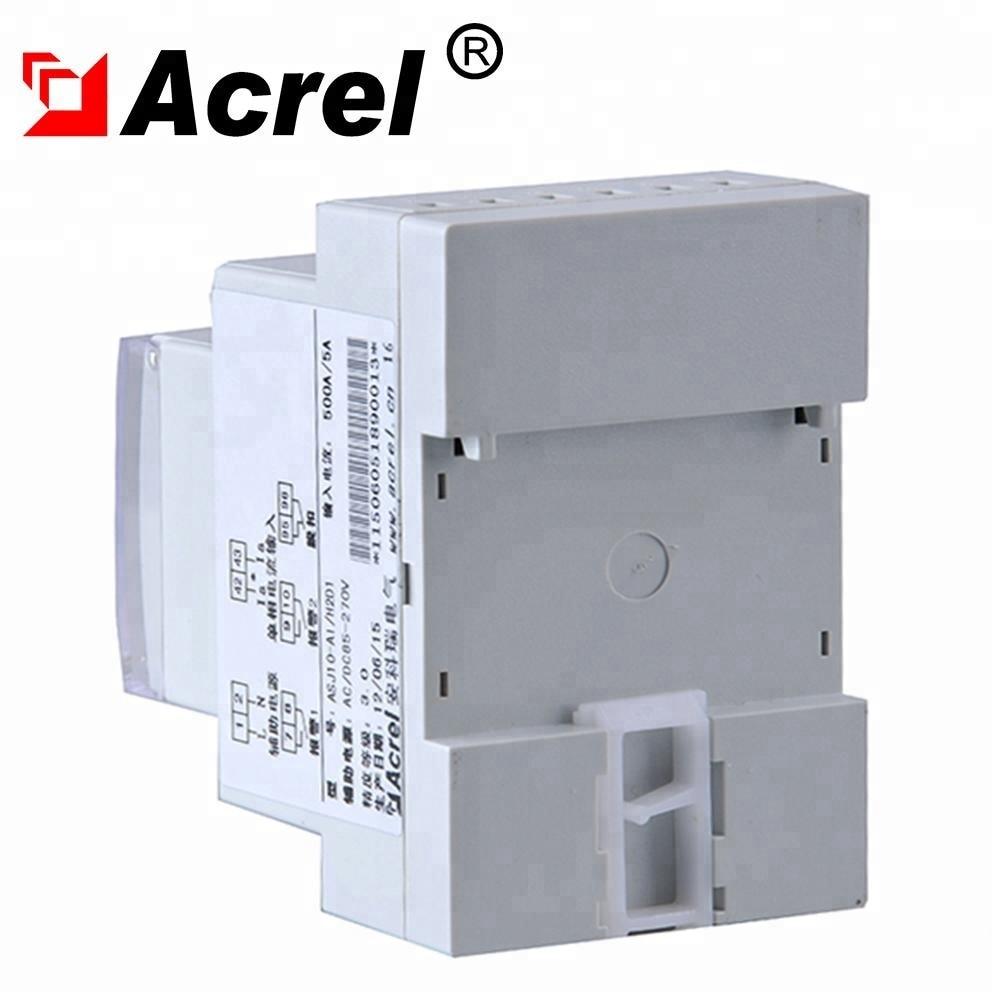Relais de courant résiduel numérique intelligent avec affichage LCD/relais de fuite à la terre