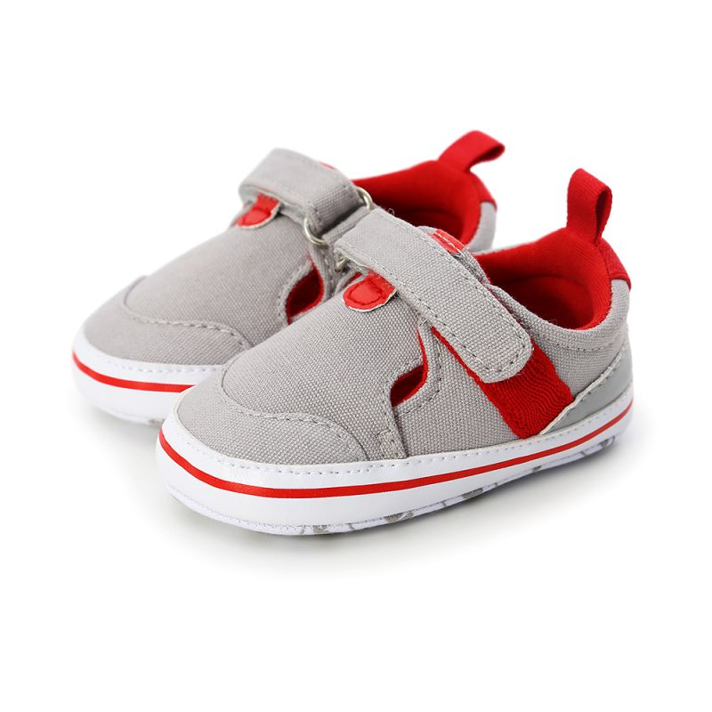 Canvas Baby Boy Shoes Girls Cotton Casual Shoes Autumn Baby Boys Fashion First Walker for Boys Girls Sneakers