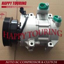 6SBV16 Ac Compressor Voor Kia Rio 1.5 Kia Cerato 1.6 Crdi 2004-2012 11270-24500 8C271-00450 11270- 28800 P30013-2270 97701-1G310