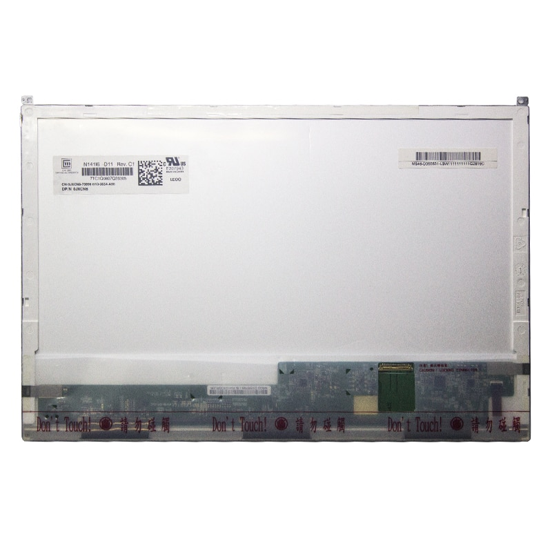 N141I6-D11 B141EW05 V.5 LTN141AT16 LP141WX5 TPP1 for DELL E6410 notbook Free Shipping14.1 inch lapto