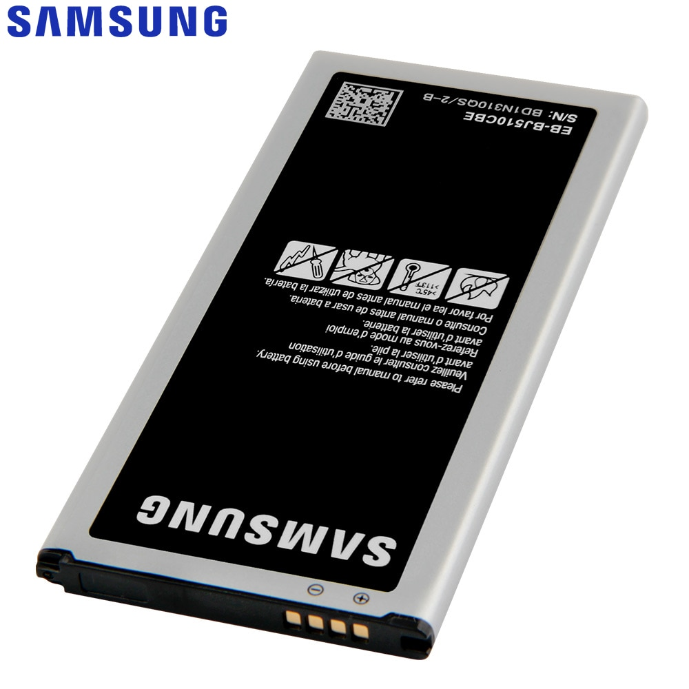 Original Replacement Samsung Battery For Galaxy 2016 Version j5109 j5108 J5 SM-J510 Genuine EB-BJ510CBE EB-BJ510CBC 3100mAh enlarge