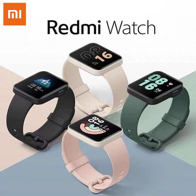 Telefone de Pagamento à Prova Xiaomi Redmi Relógio Inteligente Mulher Esportes Homem Pulseira Multifuncional Bluetooth Dnágua Nfc Longa Vida