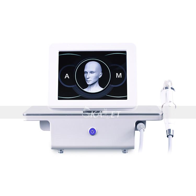 كسور إبر دقيقة RF تجديد الجلد شد الوجه علامات التمدد إزالة مضاد للتجاعيد إِبْرَةٌ مِجْهَرِيَّة لاسلكية جهاز تجميل
